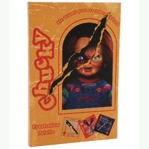 Child'S Play Chucky Eyeshadow Palette
